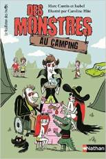 livre Des monstres au camping avis de lecture