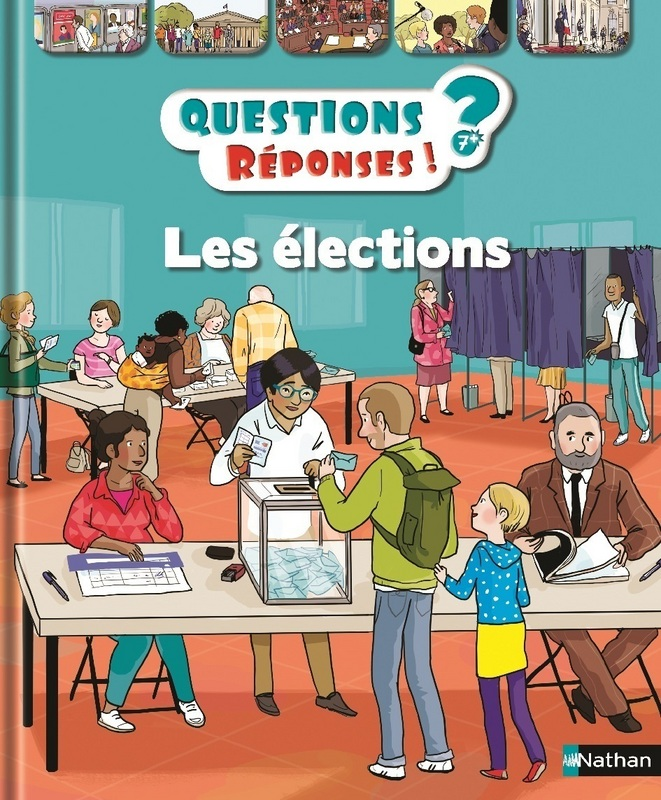 Questions Réponses : les élections